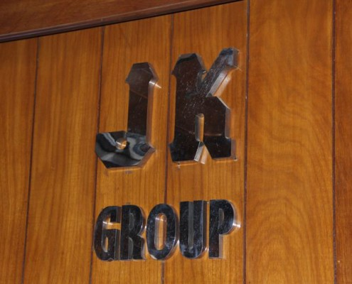 Entrance JK Group Office